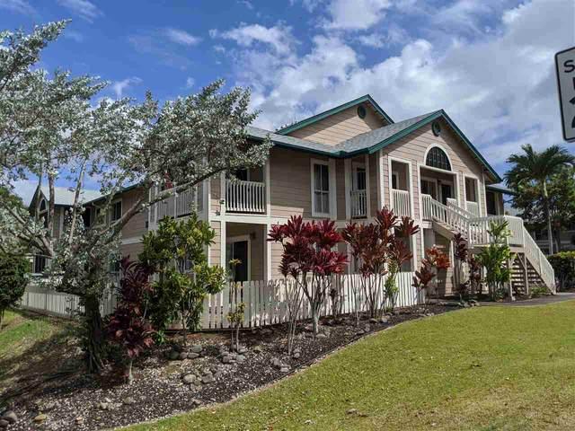 11 Waipaa Ln 43-102, Wailuku, HI 96793 (MLS #387420) :: Maui Estates Group