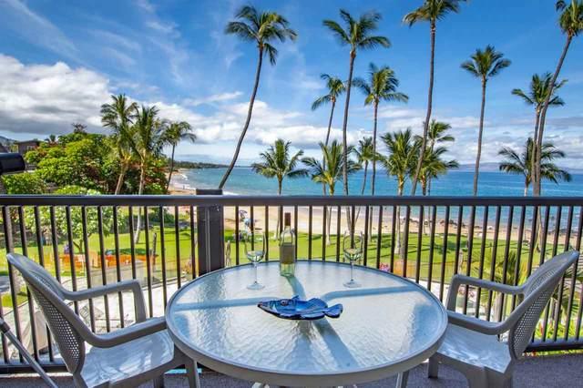 2960 S Kihei Rd #207, Kihei, HI 96753 (MLS #387421) :: Maui Lifestyle Real Estate