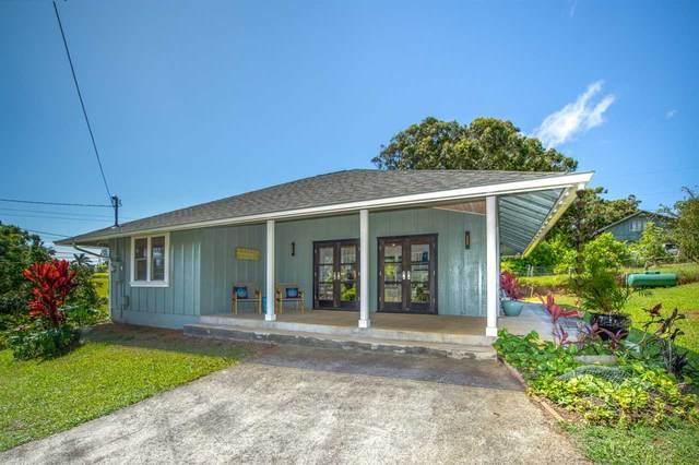 1660 W Kuiaha Rd B, Haiku, HI 96708 (MLS #387423) :: Maui Estates Group