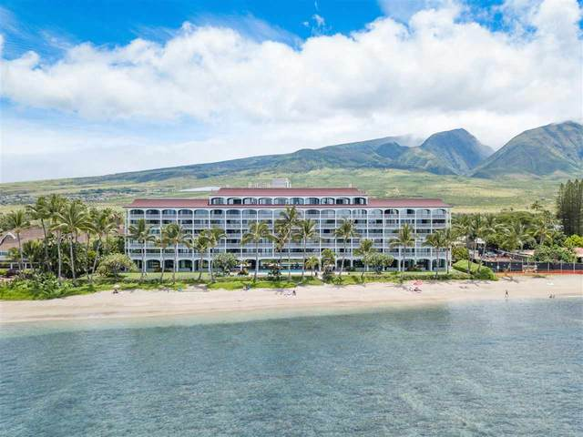475 Front St #216, Lahaina, HI 96761 (MLS #387427) :: Coldwell Banker Island Properties