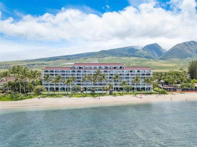 475 Front St #216, Lahaina, HI 96761 (MLS #387427) :: Maui Estates Group