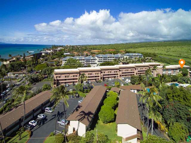 3676 Lower Honoapiilani Rd G303, Lahaina, HI 96761 (MLS #387434) :: Maui Estates Group