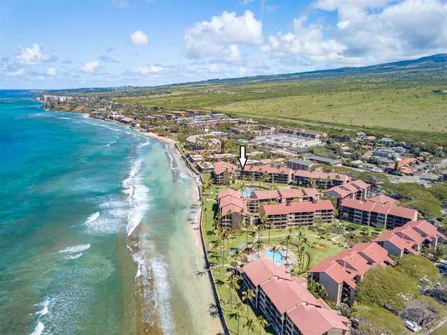 3543 Lower Honoapiilani Rd B310, Lahaina, HI 96761 (MLS #387441) :: Coldwell Banker Island Properties