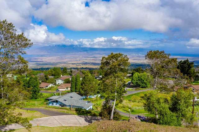0 Upper Kimo Dr, Kula, HI 96790 (MLS #387464) :: Elite Pacific Properties LLC