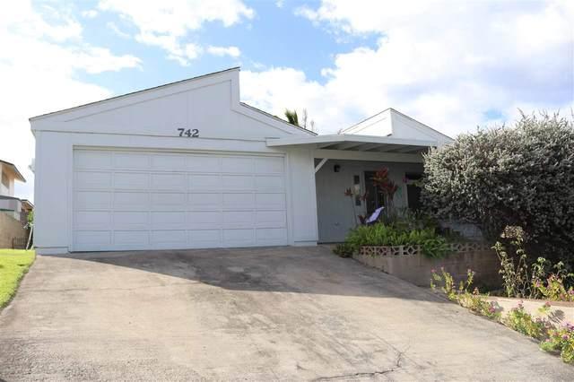 742 Paloma St, Wailuku, HI 96793 (MLS #387467) :: Maui Lifestyle Real Estate
