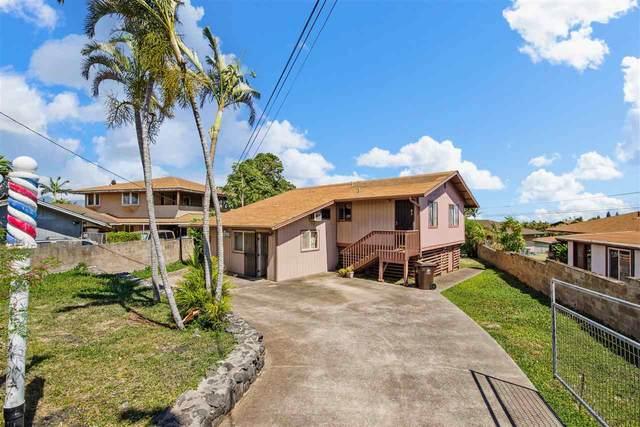 42 Pua Ole St, Paia, HI 96779 (MLS #387507) :: Maui Lifestyle Real Estate