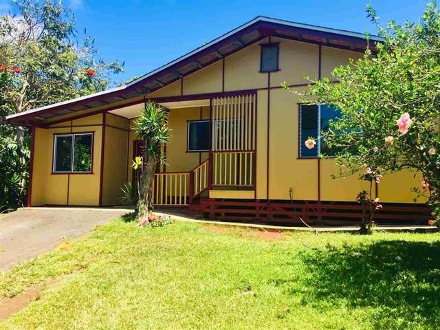 60 Kahope St, Haiku, HI 96708 (MLS #387511) :: Elite Pacific Properties LLC