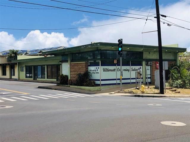 1898 Main St, Wailuku, HI 96793 (MLS #387515) :: Elite Pacific Properties LLC
