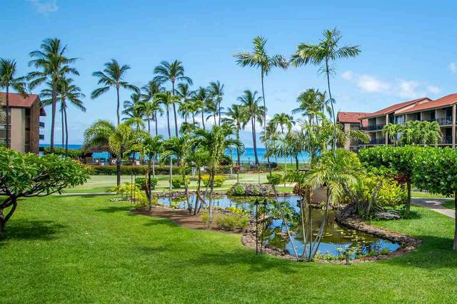 3543 Lower Honoapiilani Rd J207, Lahaina, HI 96761 (MLS #387520) :: Elite Pacific Properties LLC