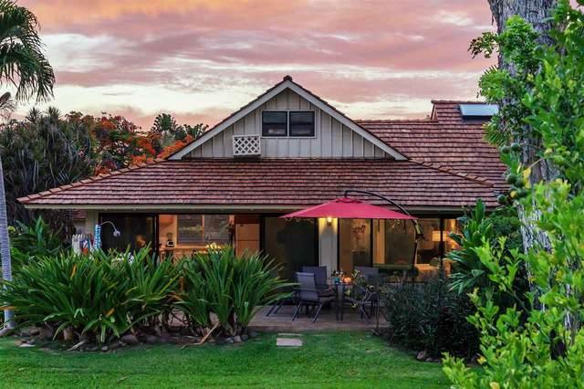 23 Pualei Pl 23-4, Lahaina, HI 96761 (MLS #387524) :: Maui Estates Group