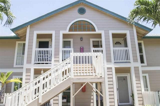 11 Waipa'a Ln 43-203, Wailuku, HI 96793 (MLS #387533) :: Elite Pacific Properties LLC