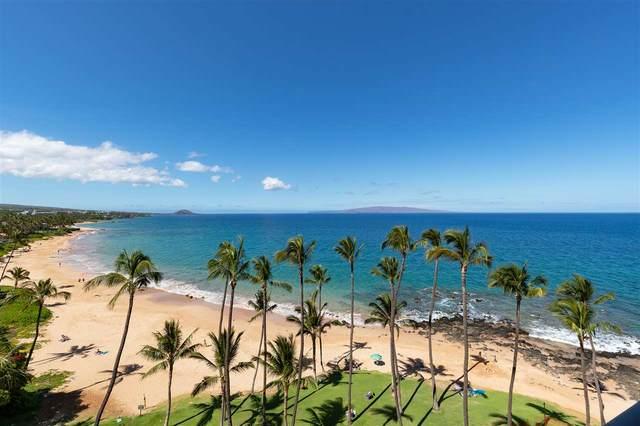 2960 S Kihei Rd #806, Kihei, HI 96753 (MLS #387539) :: Maui Lifestyle Real Estate