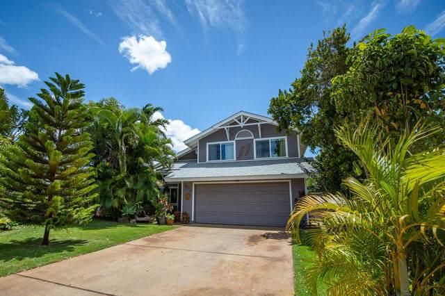 802 Mahealani Pl, Kihei, HI 96753 (MLS #387547) :: Maui Estates Group