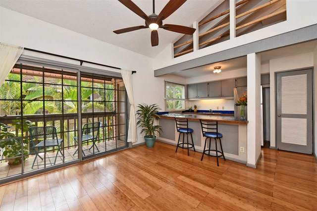 1010 Front St D203, Lahaina, HI 96761 (MLS #387551) :: Team Lally