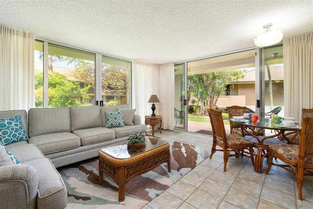 2661 Kekaa Dr F-101, Lahaina, HI 96761 (MLS #387553) :: Keller Williams Realty Maui