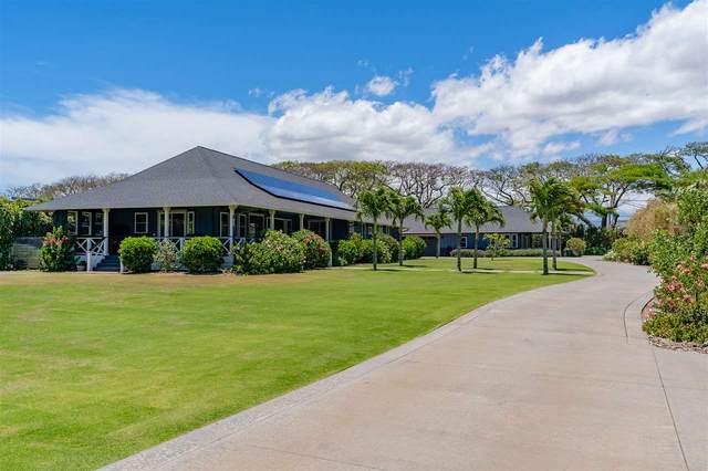 1030 Kapukaulua Pl, Paia, HI 96779 (MLS #387557) :: Corcoran Pacific Properties