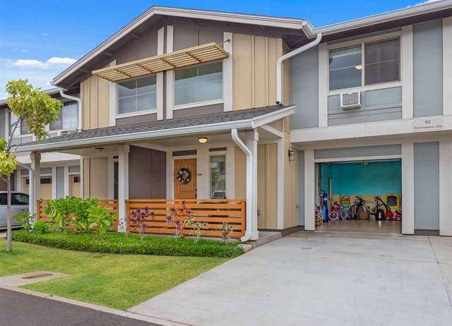62 Piilaniwahine Loop #2303, Kihei, HI 96753 (MLS #387558) :: Team Lally