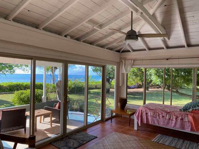 8714 Kamehameha V Hwy, Kaunakakai, HI 96748 (MLS #387562) :: Maui Estates Group