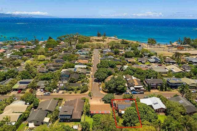 204 Kahiko St, Paia, HI 96779 (MLS #387570) :: Maui Estates Group