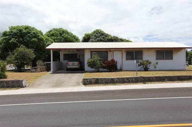 512 Kea St, Kahului, HI 96732 (MLS #387586) :: Maui Estates Group