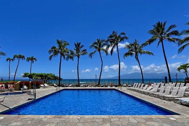 3445 Lower Honoapiilani Rd #251, Lahaina, HI 96761 (MLS #387591) :: Keller Williams Realty Maui