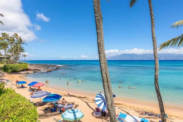 33 Hui Dr #201, Lahaina, HI 96761 (MLS #387606) :: Keller Williams Realty Maui