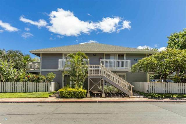 140 Uwapo Rd 54-201, Kihei, HI 96753 (MLS #387611) :: Elite Pacific Properties LLC