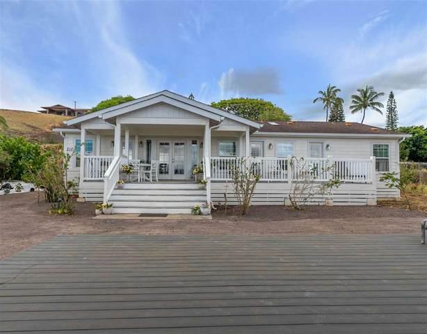 317 Haulani St, Pukalani, HI 96768 (MLS #387614) :: Keller Williams Realty Maui