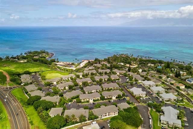 4955 Hanawai St 4-202, Lahaina, HI 96761 (MLS #387617) :: Coldwell Banker Island Properties