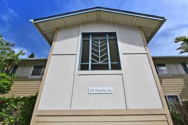 133-3 Punohu Ln 8-3, Lahaina, HI 96761 (MLS #387618) :: Maui Estates Group