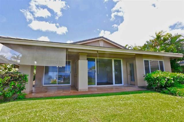 116 Kualapa Pl #16, Lahaina, HI 96761 (MLS #387623) :: Maui Estates Group