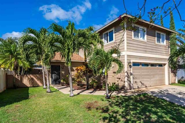 70 Kamahao St, Wailuku, HI 96793 (MLS #387629) :: Maui Estates Group