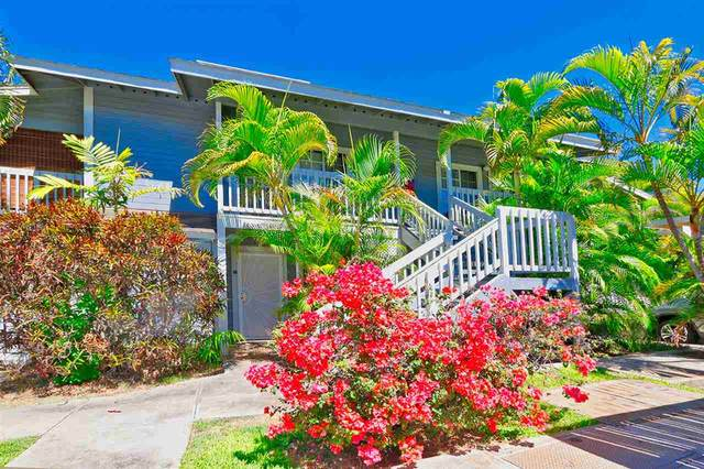 160 Keonekai Rd 8-203, Kihei, HI 96753 (MLS #387632) :: Keller Williams Realty Maui