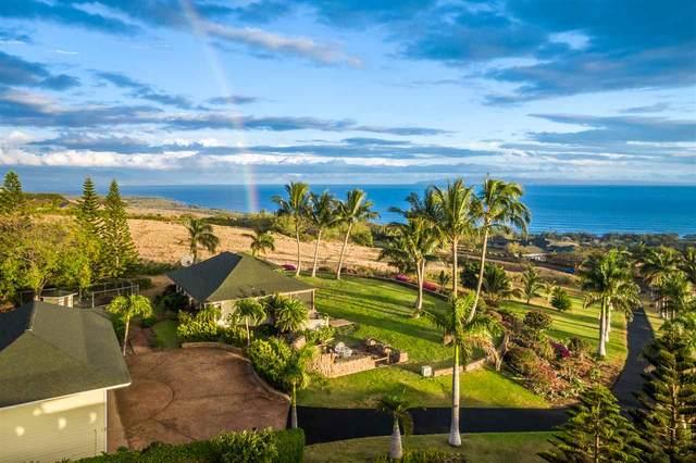 80 Kalai Pl, Lahaina, HI 96761 (MLS #387633) :: Elite Pacific Properties LLC