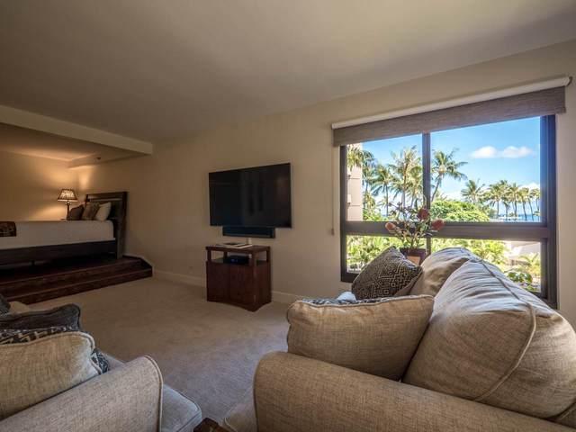 50 Nohea Kai Dr Ii-302, Lahaina, HI 96761 (MLS #387639) :: Keller Williams Realty Maui