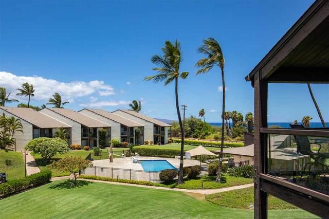 2737 S Kihei Rd #313, Kihei, HI 96753 (MLS #387643) :: LUVA Real Estate