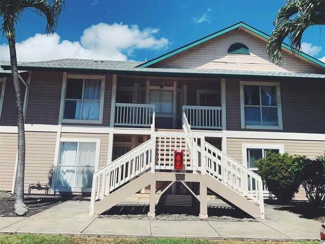 34 Waiaka Ln 46-206, Wailuku, HI 96793 (MLS #387647) :: Maui Estates Group