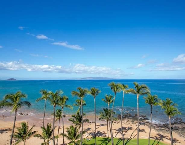 2960 S Kihei Rd #807, Kihei, HI 96753 (MLS #387651) :: Maui Lifestyle Real Estate