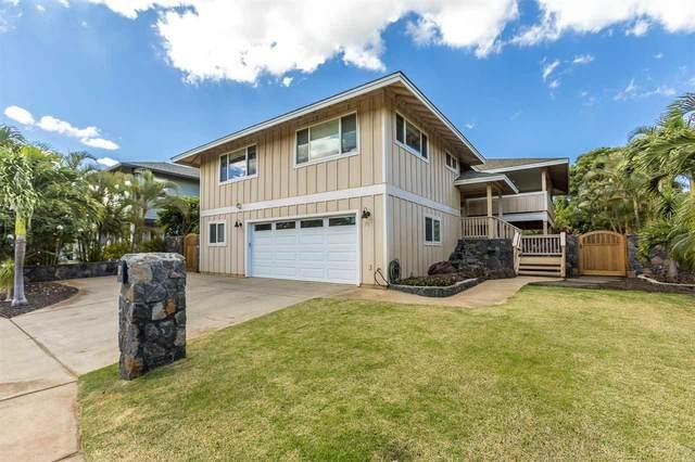 70 Honuea Pl, Kihei, HI 96753 (MLS #387666) :: Maui Estates Group