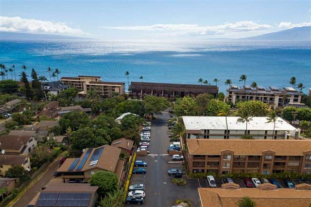 3740 Lower Honoapiilani Rd G-205, Lahaina, HI 96761 (MLS #387668) :: Maui Lifestyle Real Estate