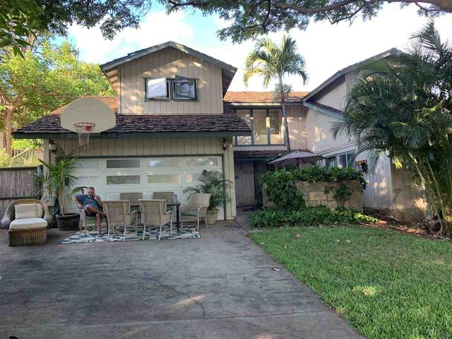 227 Mehani Cir #5, Kihei, HI 96753 (MLS #387687) :: Elite Pacific Properties LLC
