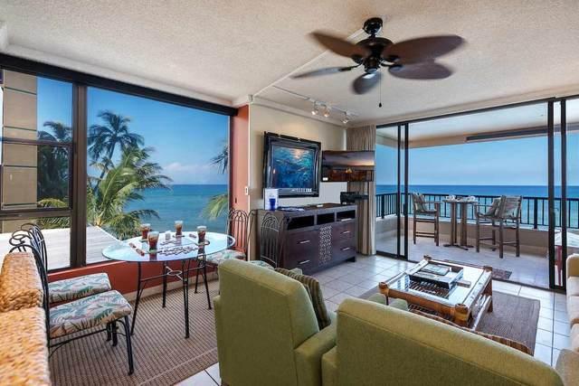 106 Kaanapali Shores Pl #301, Lahaina, HI 96761 (MLS #387691) :: Maui Estates Group