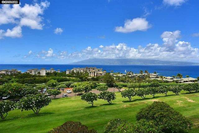 100 Ridge Rd 2723-24, Lahaina, HI 96761 (MLS #387698) :: Elite Pacific Properties LLC