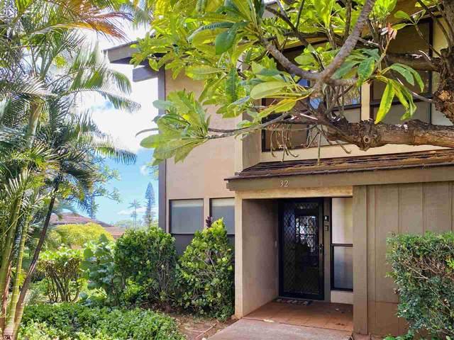 150 Puukolii Rd #32, Lahaina, HI 96761 (MLS #387699) :: Keller Williams Realty Maui