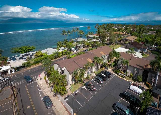 1010 Front St A101, Lahaina, HI 96761 (MLS #387701) :: Coldwell Banker Island Properties