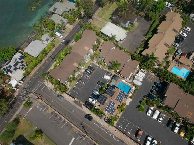 1010 Front St A104, Lahaina, HI 96761 (MLS #387702) :: Team Lally