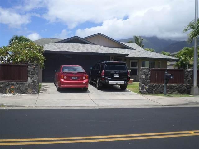 32 Kuuhale Pl, Kahului, HI 96732 (MLS #387705) :: Corcoran Pacific Properties
