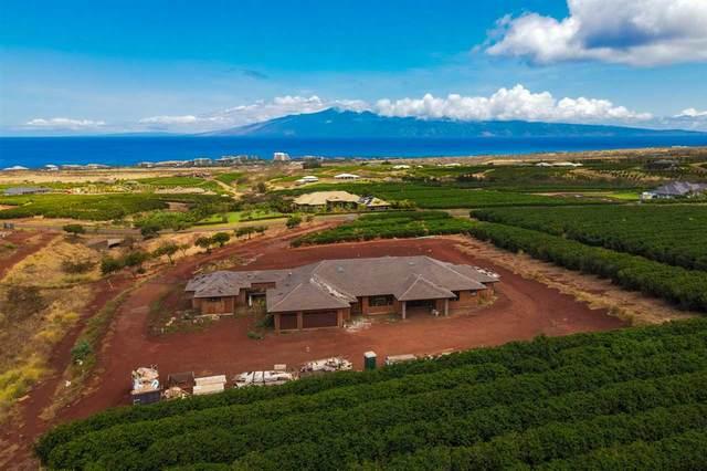 650 Aina Mahiai St, Lahaina, HI 96761 (MLS #387706) :: Keller Williams Realty Maui