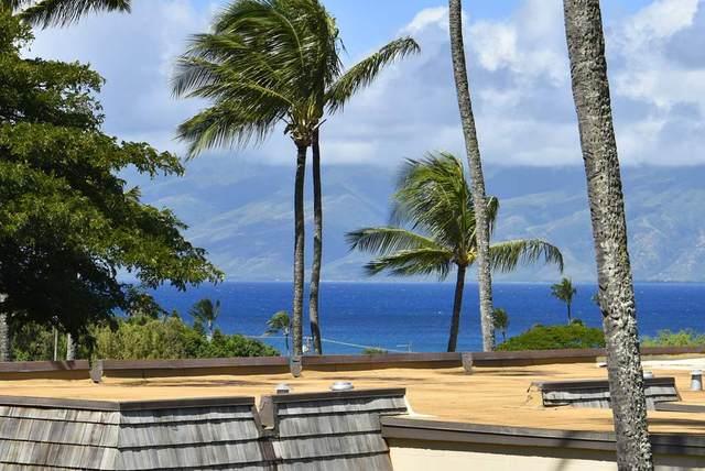 120 Hui Rd F 11 J, Lahaina, HI 96761 (MLS #387713) :: Maui Estates Group