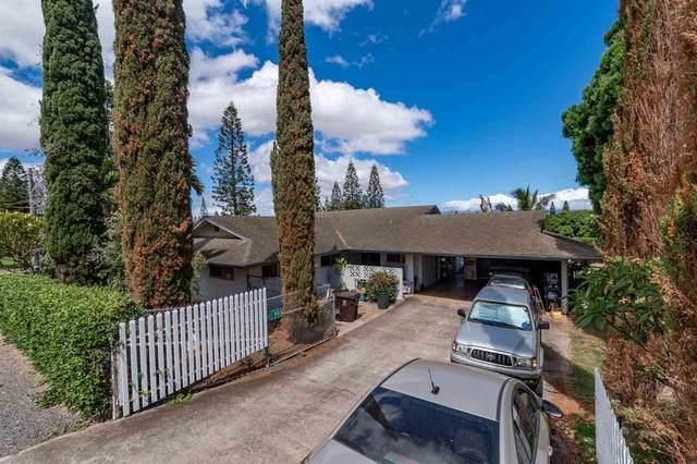 408 Hiolani St, Pukalani, HI 96768 (MLS #387720) :: Elite Pacific Properties LLC